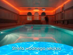 Strefa wodnego relaksu