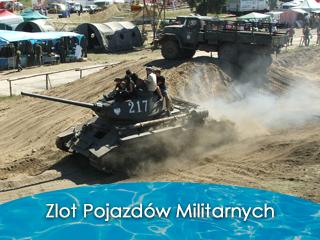 Zlot Pojazdów Militarnych